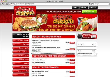 Online Food Ordering Website Preventive Measures For Protection