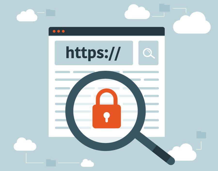 online website secure
