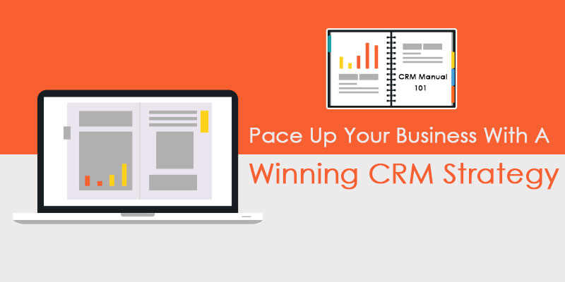 Pace Up Your Business With A Winning CRM Strategy