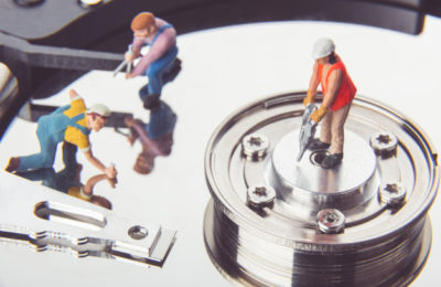 Impressive Market Profits for Hard Drive Recovery Services