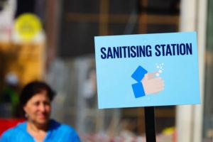Hand-Hygiene-Stations