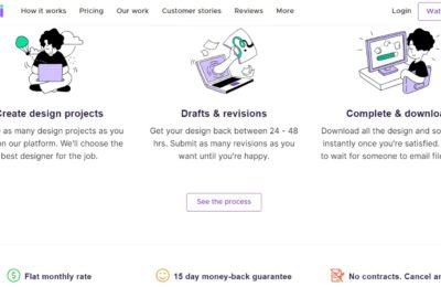 Penji: An On-Demand Graphic Designing Platform