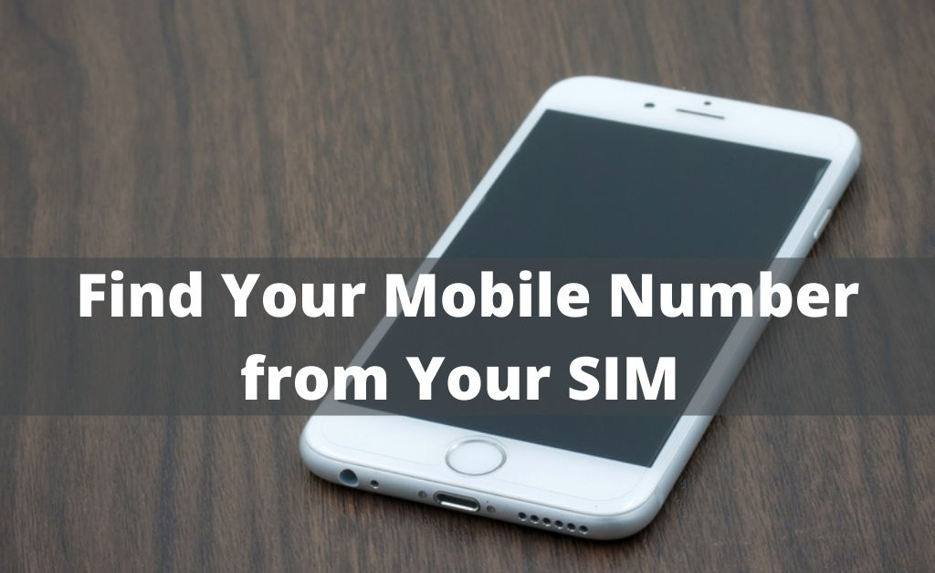 my mobile number