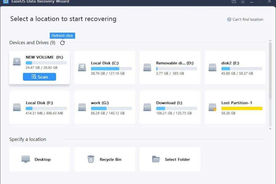 Recover Your Lost Data With these Top-Notch File Recovery Solutions